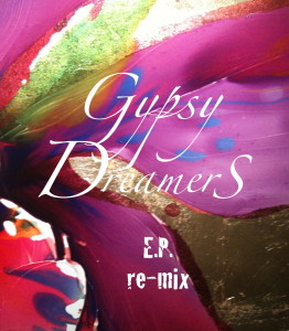 Gypsy Dreamers EP CD wallet pic1_2
